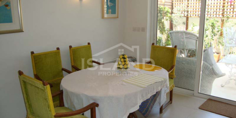 Dining table apartment St Julians