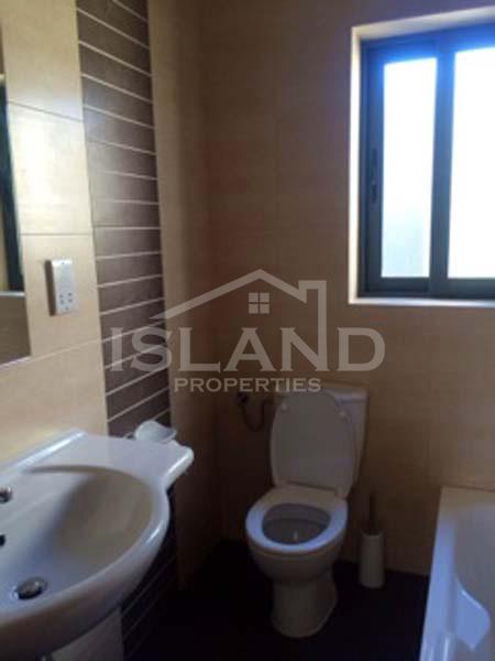 Bathroom/Penthouse in Sliema