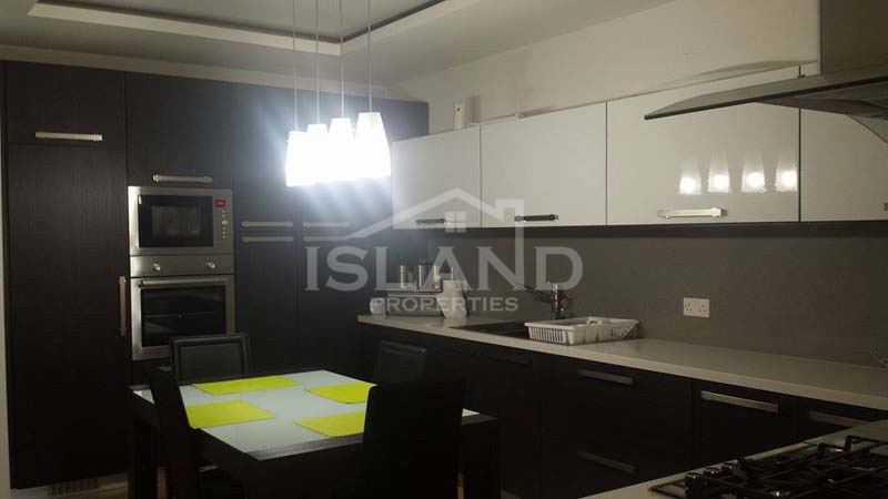Kitchen apartment Mellieha