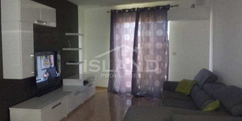 Living room apartment Mellieha