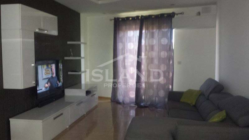Living room apartment Mellieha