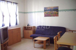 Island Properties apartment living room in Qawra