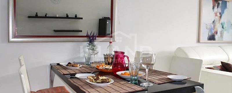 Dining room apartment St Julians