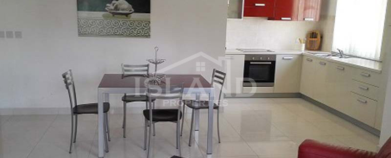 Kitchen-Dining room apartment Bahar Ic-Caghaq