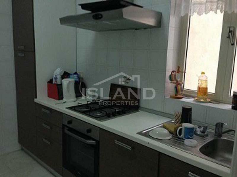 Kitchen apartment Bugibba