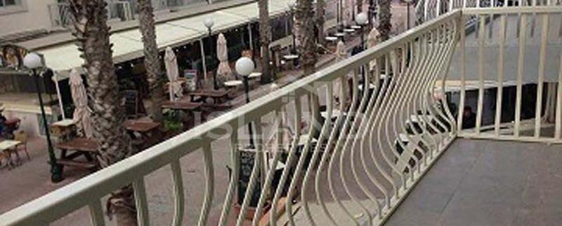 Balcony apartment Bugibba