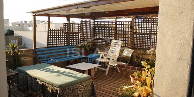 Terrace apartment Naxxar