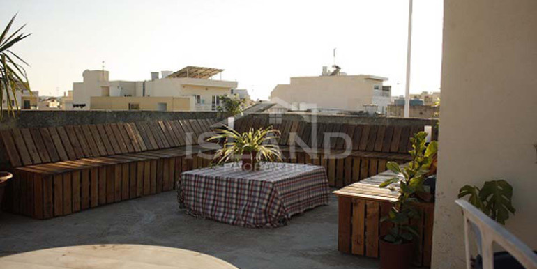 Terrace apartment Naxxar