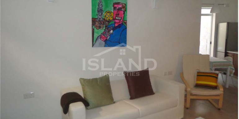 Living room/Maisonette in Sliema