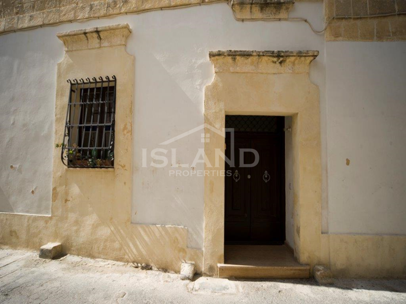 Door/House of Character in Zejtun
