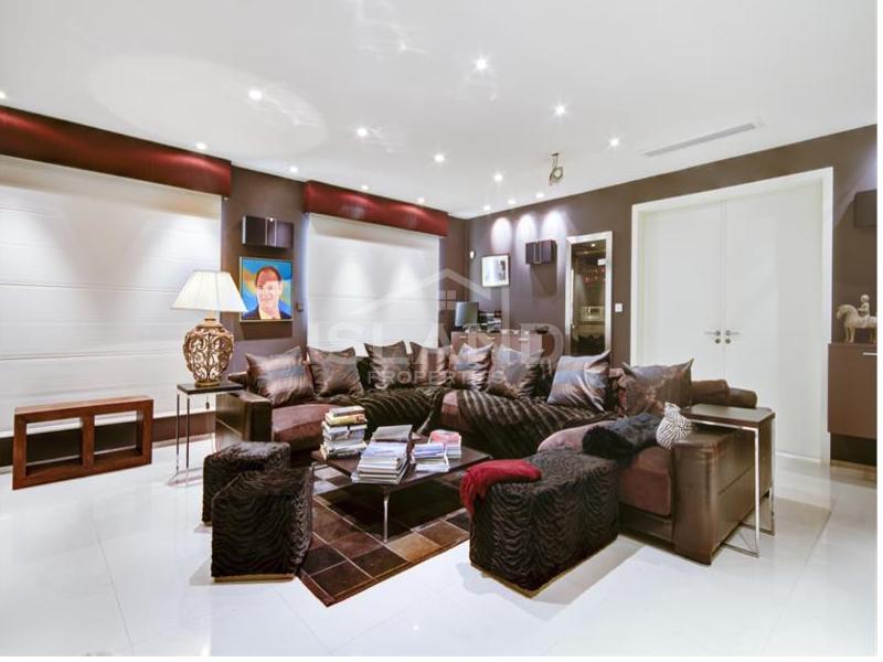 Living room/Luxury Detached Villa in Mellieha