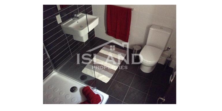 Shower room in St Julians