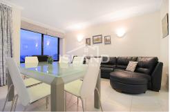 Island Properties apartment living room in Sliema