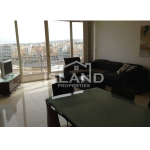 Island Properties, Penthouse in Sliema, living room