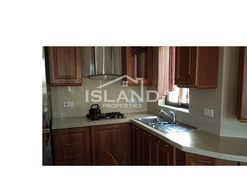 Island Properties, Penthouse in Birkirkara, kitchen