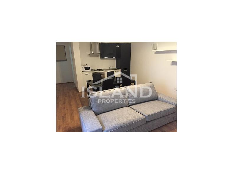 Island Properties apartment living room in St Julians