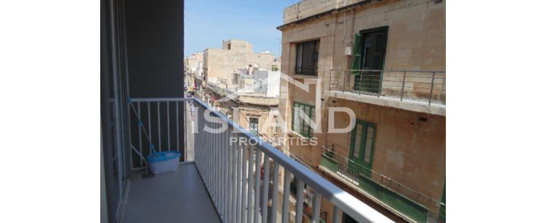 Balcony apartment Sliema