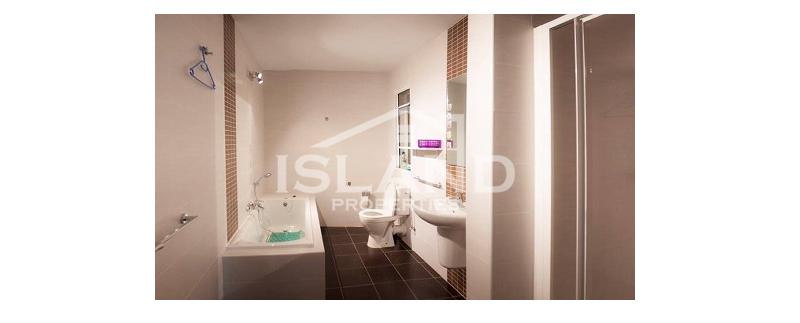 Bathroom/Madliena Apartment