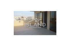 Island Properties apartment terrace in Mosta