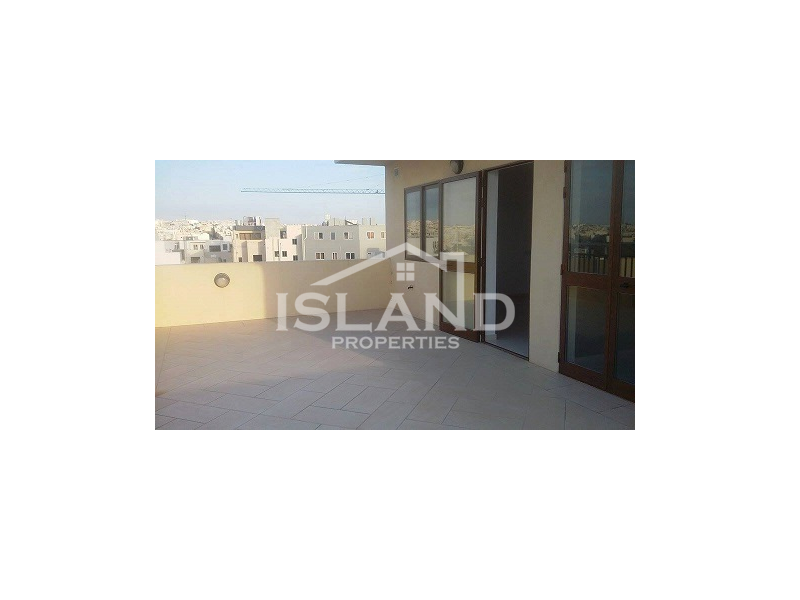 Island Properties apartment terrace in Mosta