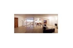 Island Properties, Madliena Apartment, living room
