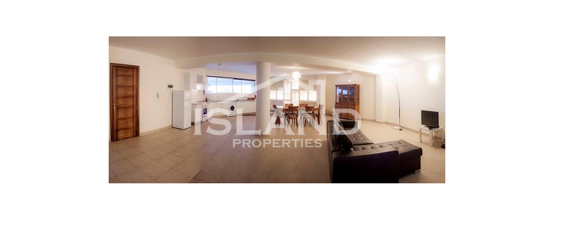 Living room/Madliena Apartment
