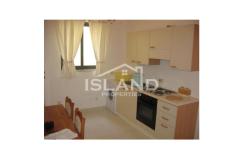 Island Properties apartment kitchen in Gzira