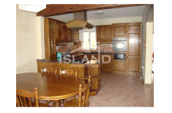 Island Properties apartment kitchen in Msida