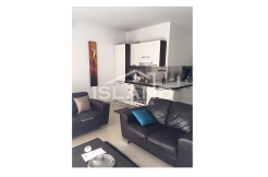 Island Properties apartment living room in Sliema