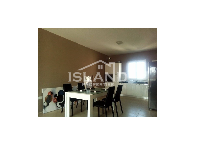 Island Properties apartment kitchen in Gzira