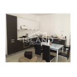 Island Properties apartment kitchen in St Julians