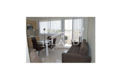 Island Properties, Penthouse in Msida, living room