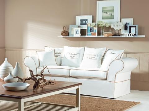 Helpful decoration styles and suggestions for decorating a home - Wohnzimmer sofa landhausstil ...
