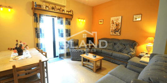 Large 3 Bedroom Apartment in Sliema
