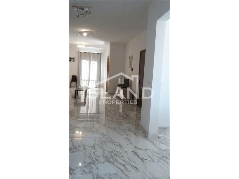 Three Bedroom Apartment in Mqabba