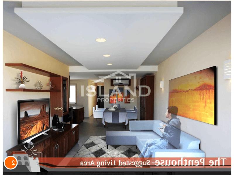 Penthouse in Hamrun