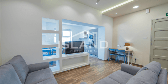 Studio Apartment in Sliema