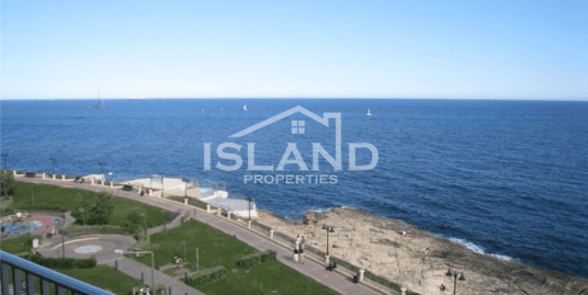 Stunning Sea Front Apartment in Sliema