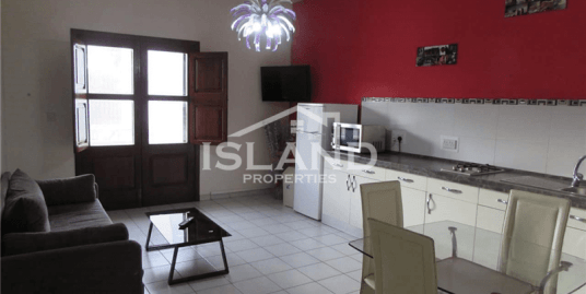 Modern One Bedroom Apartment in Msida