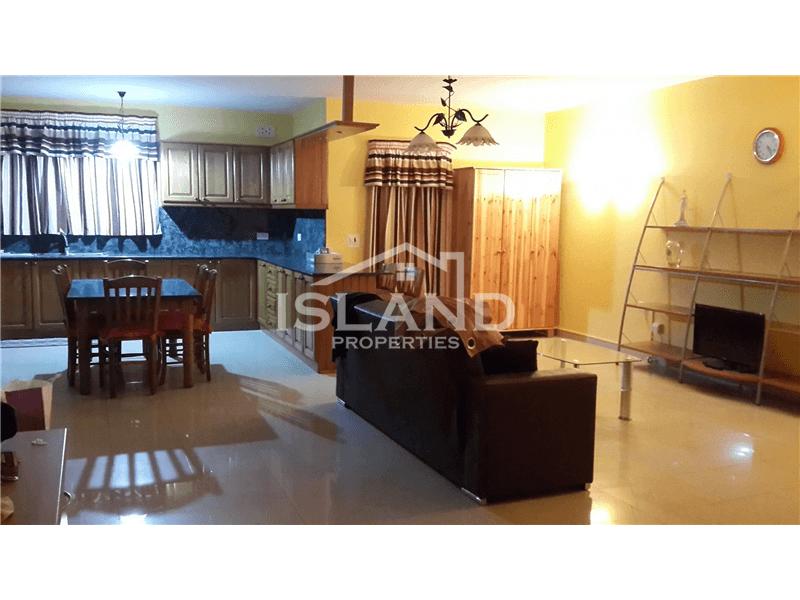 Three Bedroom Apartment in Qormi