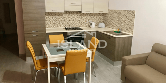 Two bedroom Apartment In St. Julians