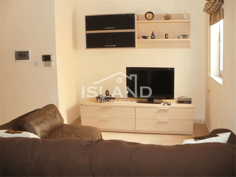 Two Bedroom Apartment in Marsaskala