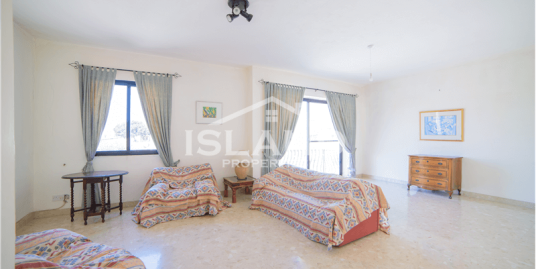 Three Bedroom Maisonette in Attard