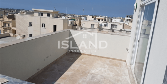 Modern One Bedroom Penthouse in Zejtun