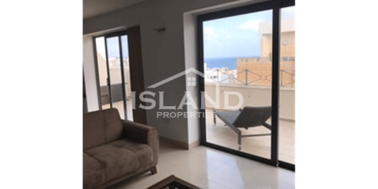 Two Bedroom Penthouse in Sliema
