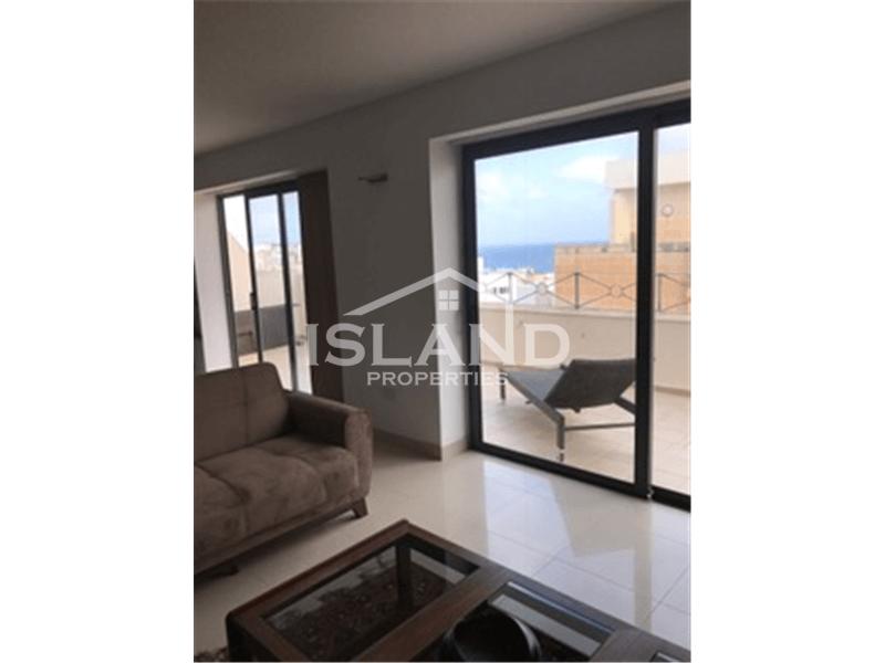 Two Bedroom Penthouse in Sliema