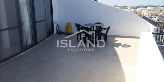 One Bedroom Penthouse In Msida