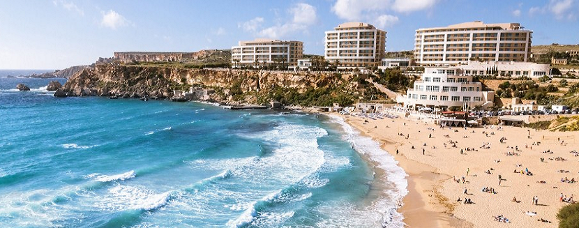 Golden Bay and Luxury Real Estate in Mellieha