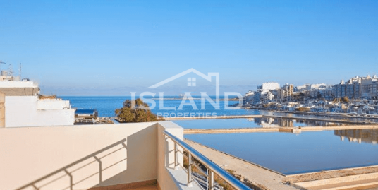 Three Bedroom Apartment In Naxxar