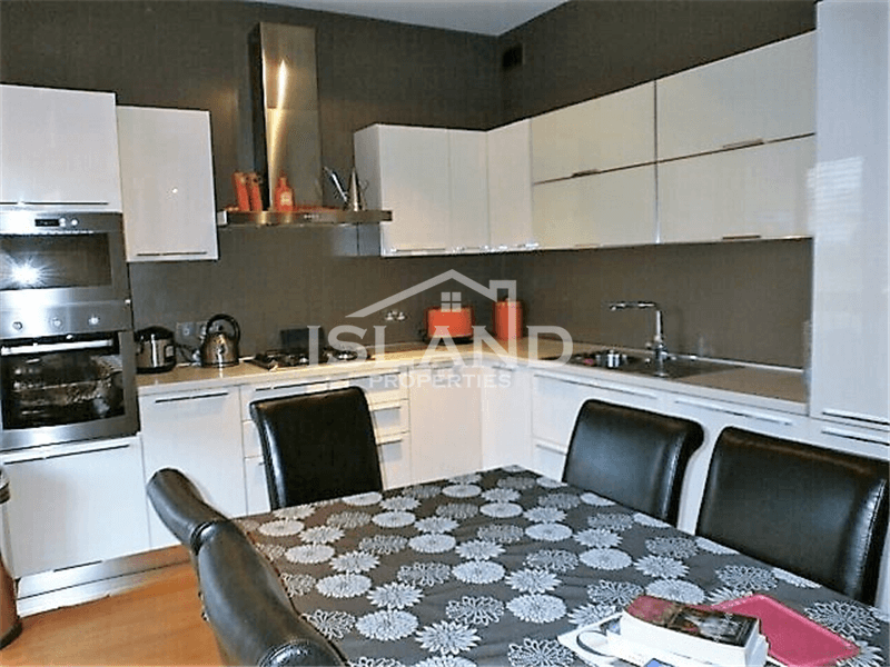 Three Bedroom Apartment For Sale